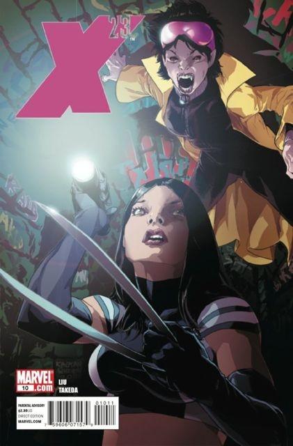 X-23 #10