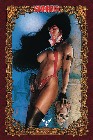 Vampirella #6 (60 Copy Hughes Icon Cover)