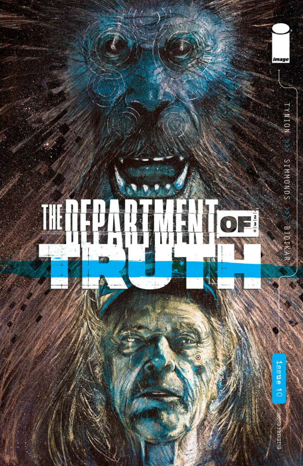 The Department of Truth #10 (2nd Printing)