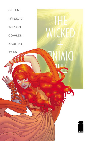 The Wicked + The Divine #28 (McKelvie & Wilson Cover)
