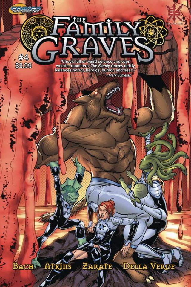 The Family Graves #4