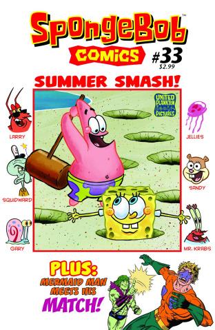 Spongebob Comics #33
