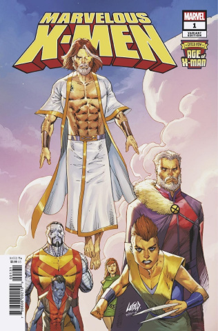 Age of X-Man: The Marvelous X-Men #1 (Liefeld Cover)