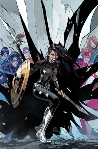 Titans #17 (Variant Cover)