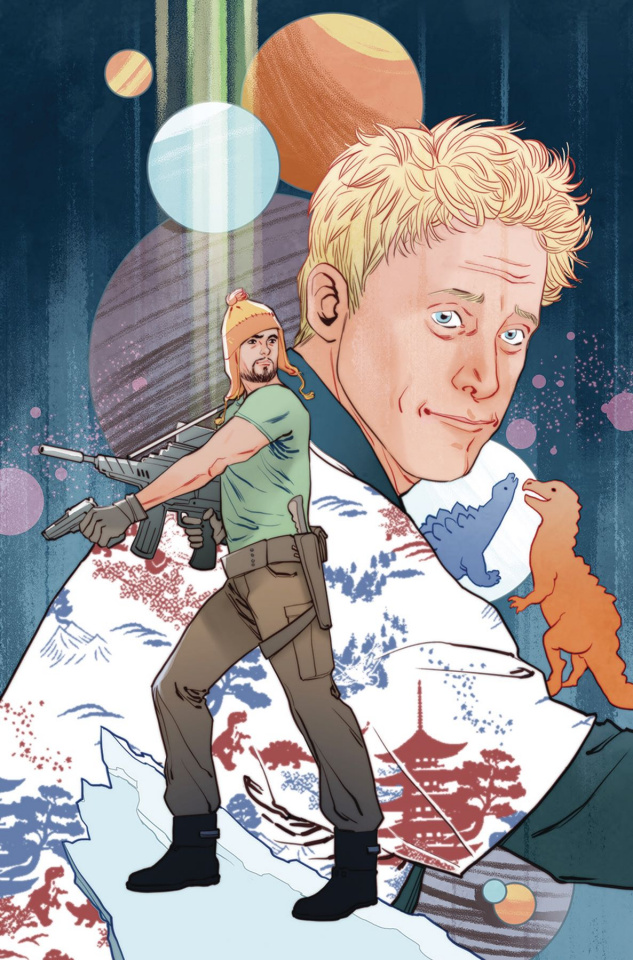 Firefly #4 (15 Copy Sauvage Cover)