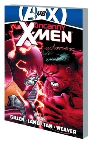 Uncanny X-Men by Kieron Gillen Vol. 3: AvX