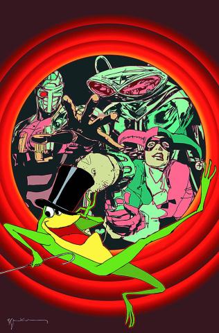 New Suicide Squad #14 (Looney Tunes Cover)