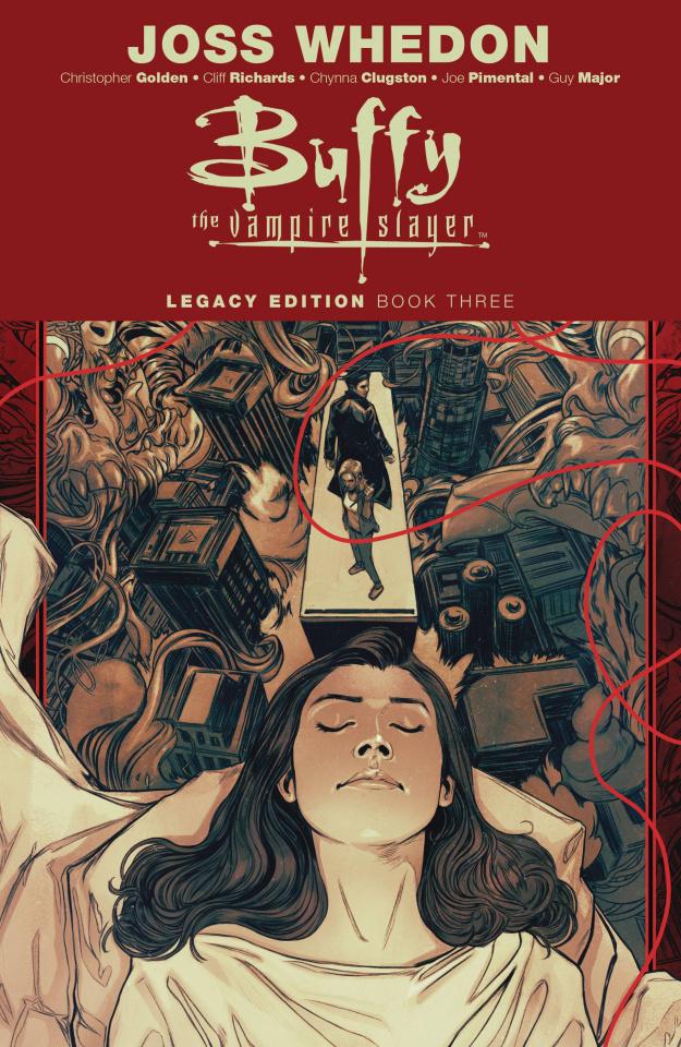 Buffy the Vampire Slayer Vol. 3 (Legacy Edition)