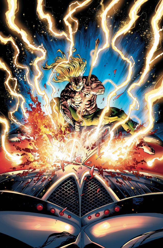 Aquaman #52 (Year of the Villian)