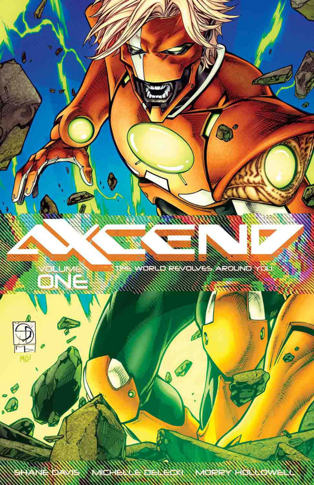 Axcend Vol. 1: The World Revolves Around You
