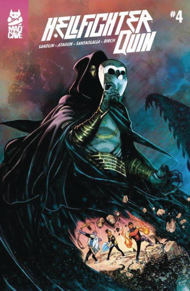 Hellfighter Quin #4