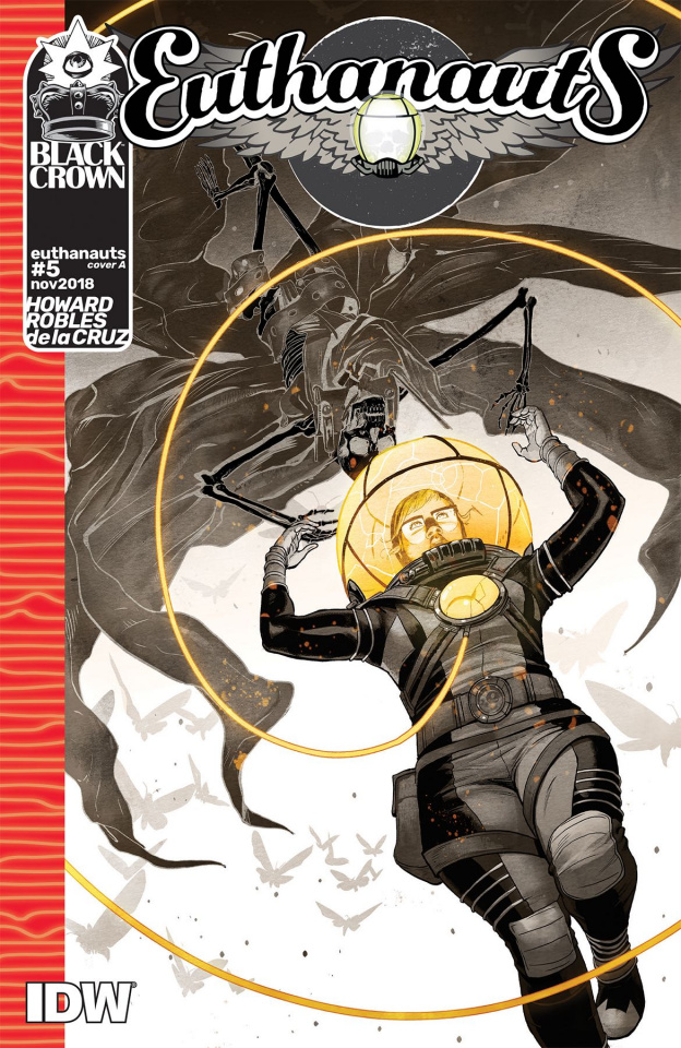 Euthanauts #5 (Robles Cover)