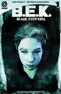 Black Eyed Kids #1 (10 Copy Michael Gaydos Cover)