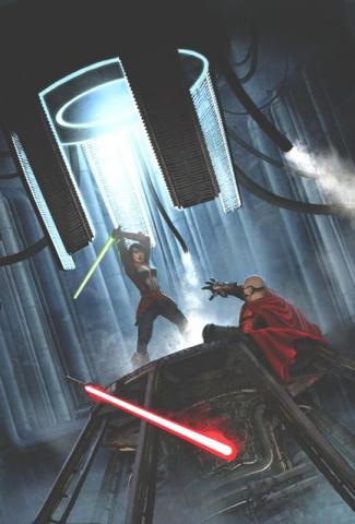 Star Wars: Knight Errant - Escape #5