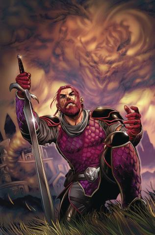 Dragonsblood #3 (Coccolo Cover)