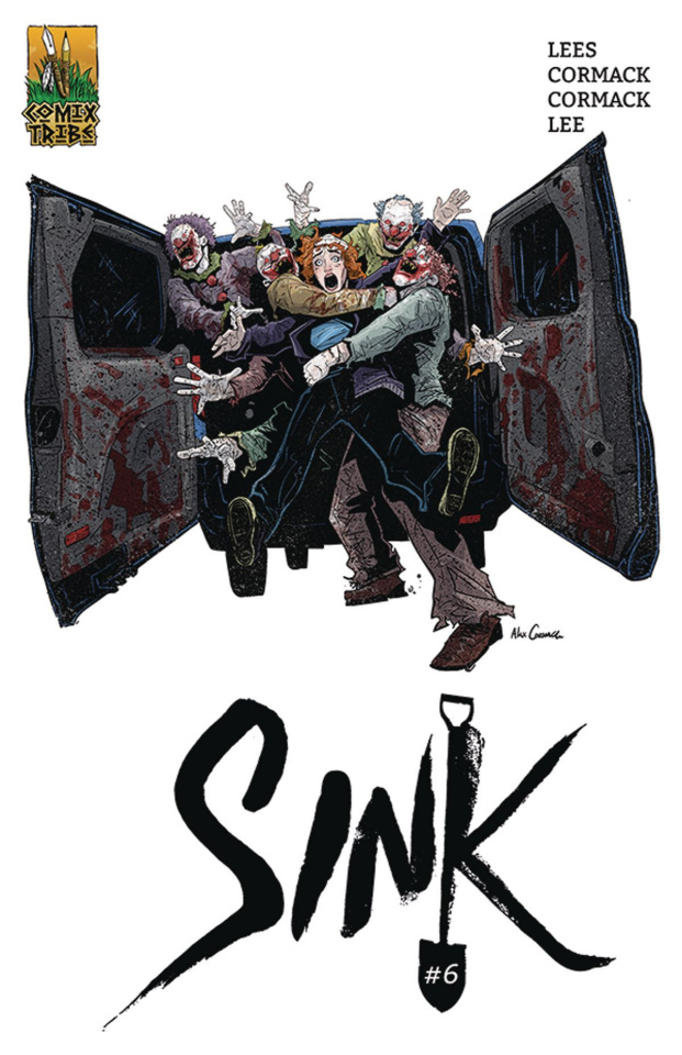 Sink #6 (Cormack Cover)
