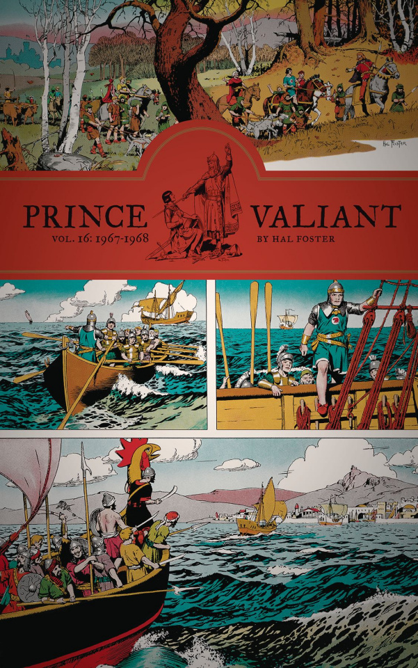 Prince Valiant Vol. 16: 1967-1968