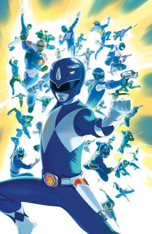 Mighty Morphin' Power Rangers #27 (25 Copy Villa Cover)
