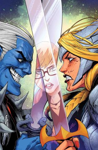 Asgardians of the Galaxy #9