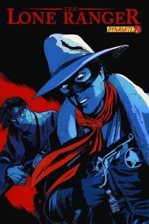 The Lone Ranger #19