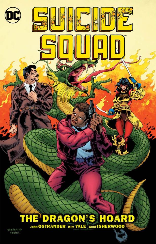 Suicide Squad Vol. 7: The Dragon's Hoard