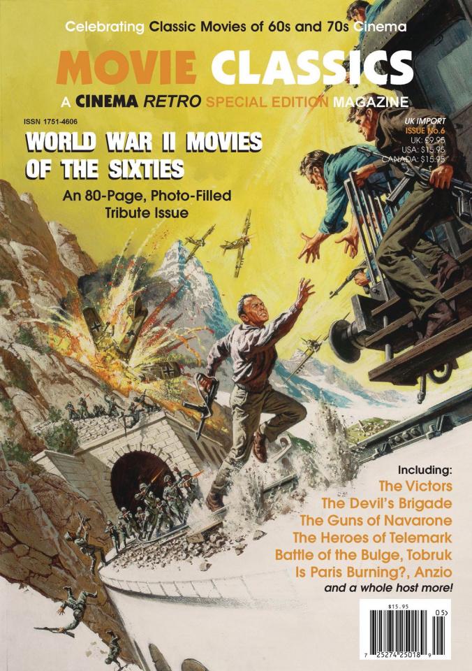 Cinema Retro Goes to War