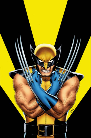 Return of Wolverine #1 (Cassaday Cover)