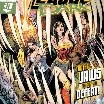Justice League Dark #26 (Yanick Paquette Cover)