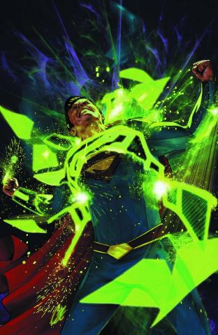 Smallville, Season 11: Lantern #4
