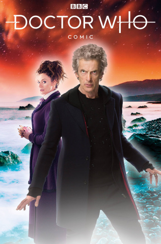 Doctor Who: Missy #4 (Photo Cover)