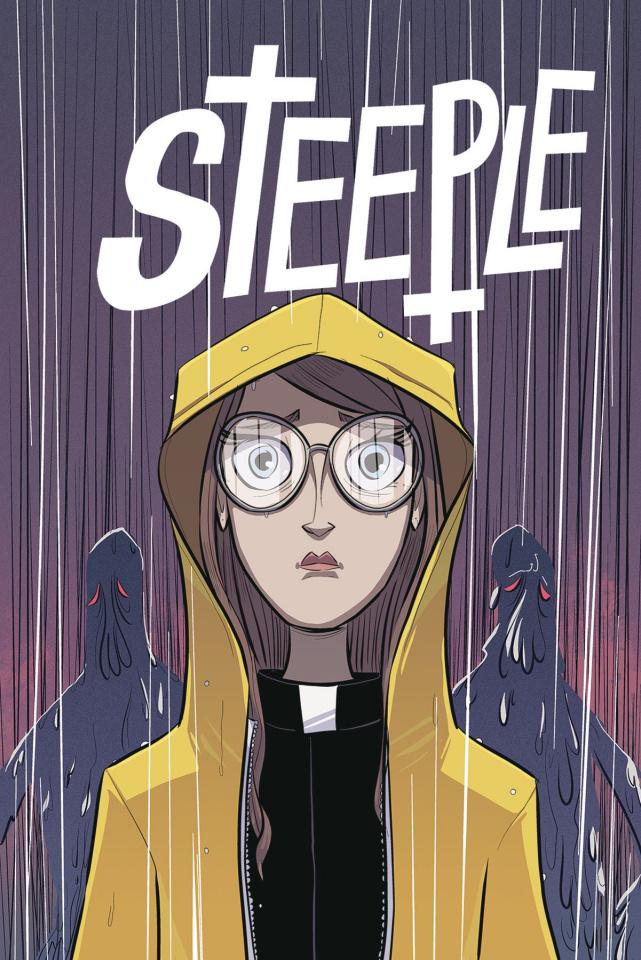 Steeple #2 (Allison Cover)
