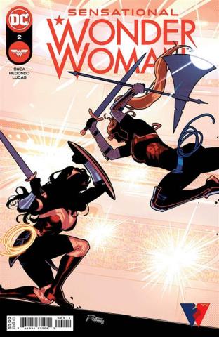 Sensational Wonder Woman #2 (Bruno Redondo Cover)