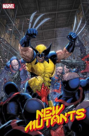 New Mutants #5 (Ryp Dark Phoenix 40th Anniversary Cover)