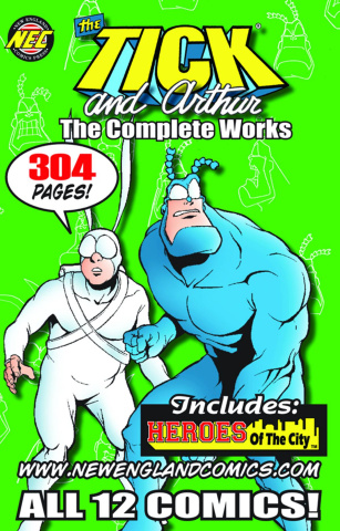 The Tick and Arthur: The Complete Works