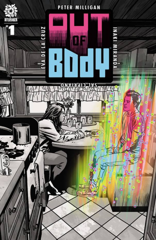 Out of Body #1 (15 Copy Adlard Cover)