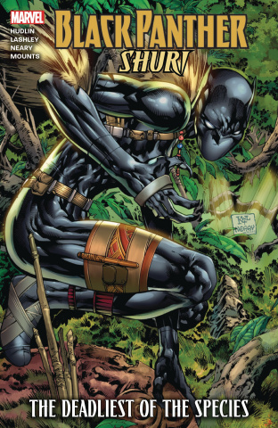 Black Panther: Shuri, The Deadliest of the Species