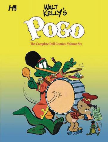 Pogo: The Complete Dell Comics Vol. 6