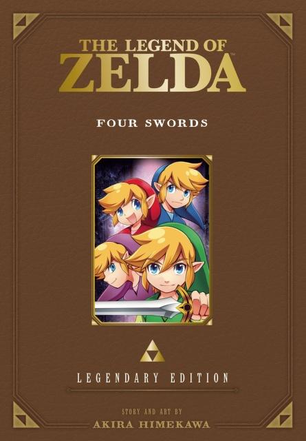 The Legend of Zelda Vol. 5: Four Swords (Legendary Edition)