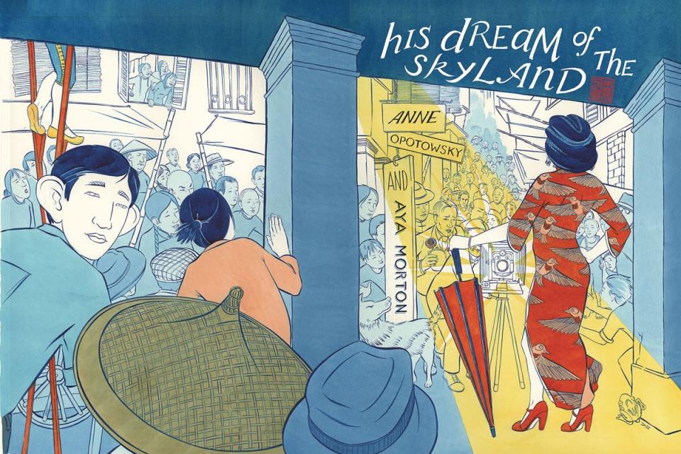 Walled City Vol. 1: His Dream of Skyland