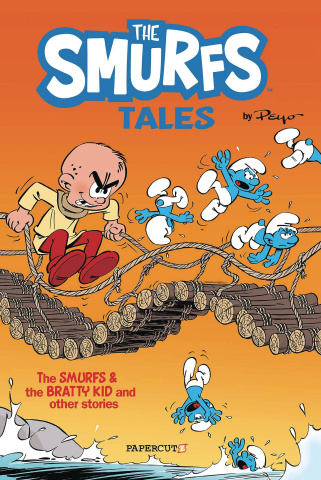 The Smurf Tales Vol. 1: The Smurfs and the Bratty Kid