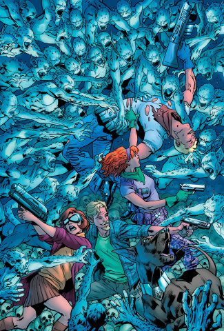 Scooby: Apocalypse #25 (Variant Cover)