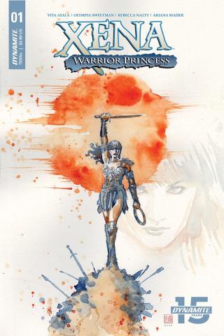 Xena: Warrior Princess #1 (Mack Cover)