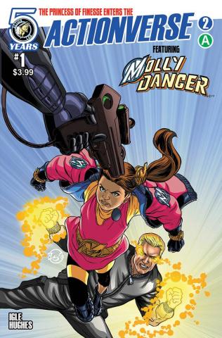 Actionverse #2 (Molly Danger Cover)