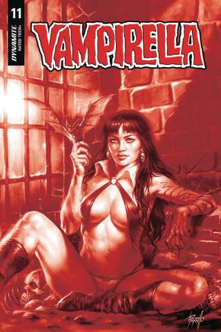 Vampirella #11 (15 Copy Parrillo Tint Cover)