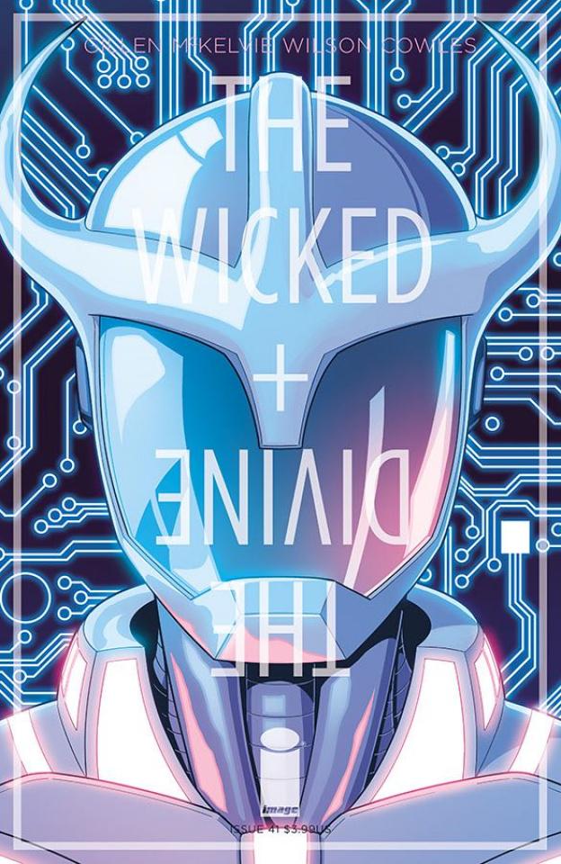 The Wicked + The Divine #41 (McKelvie & Wilson Cover)