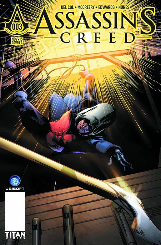 Assassin's Creed #3 (Calero Cover)