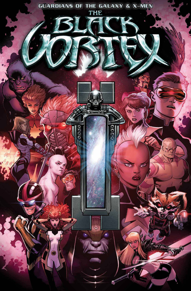 Guardians of the Galaxy and the X-Men: The Black Vortex Alpha