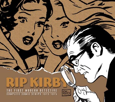 Rip Kirby Vol. 11: 1973-1975