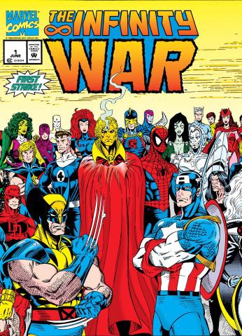 The Infinity War #1 (True Believers)