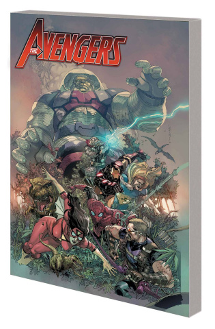Avengers by Hickman Vol. 2 (Complete Collection)